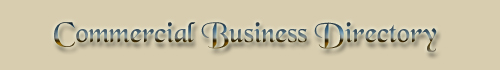 Commercial Business Directory