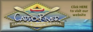 Caddo River Camping and Canoe Rentals in Glenwood, Arkansas