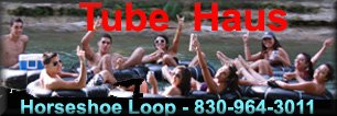 Tube Haus - Tube rentals and shuttles on the Lower Guadalupe River in Texas