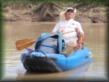 Jason on the Green River