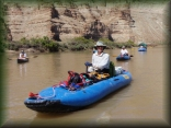 Larry on the Green River