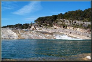 The beautiful Pedernales Falls - Photo courtesy Ryan Mooney